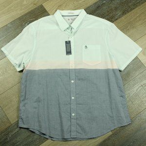 Short Sleeve Shirt an Original Penguin Size XXL